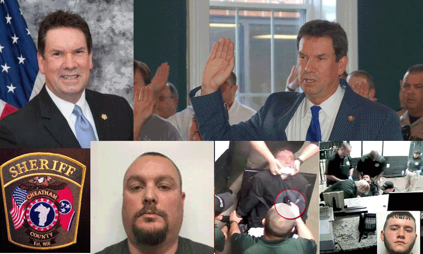 Sheriff Mike Breedlove and Torture