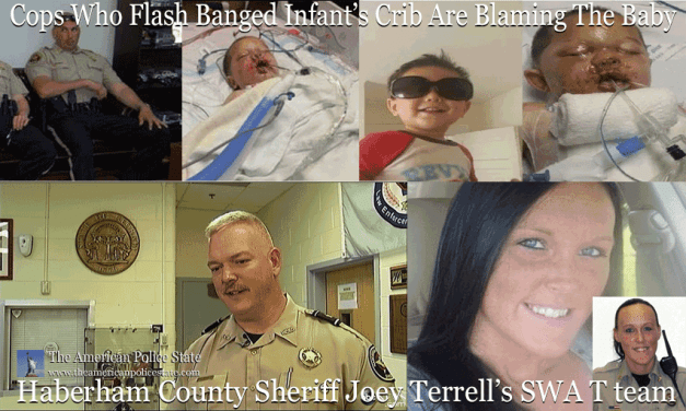 Habersham County SWAT Team Flash-Banged a Baby