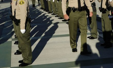 L.A. sheriff's narcotics detective Carlos Arellano cannot be fired for alleged drug-trafficking
