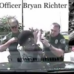 APD Officer Bryan Richter an American Hero fired for …