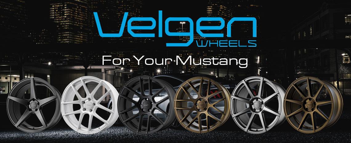 19 Inch Velgen Wheels American Renegade