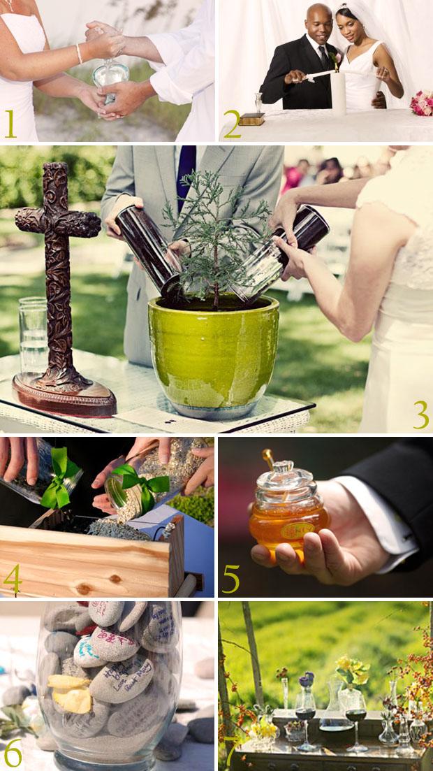 Unique Unity Ceremonies  American Wedding Wisdom