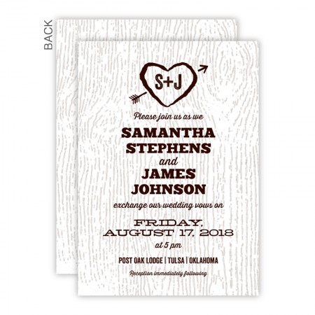 Ingrid Wedding Invitations Invites