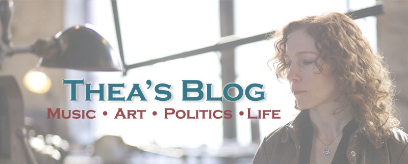 Thea's Blog