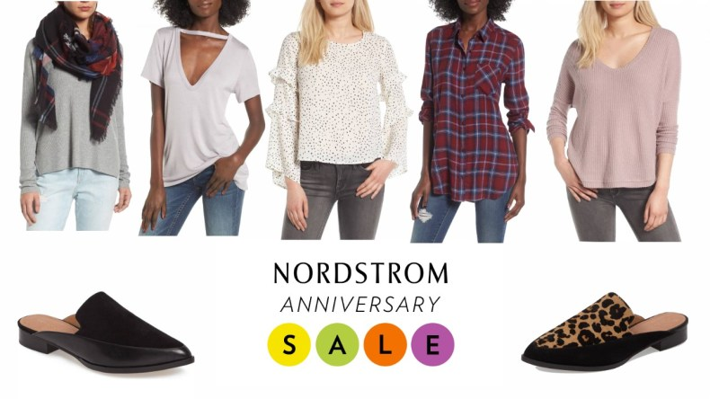 Top Picks for the Nordstrom Anniversary Sale