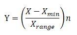 Rescaling-Sets-of-Variables-Formula