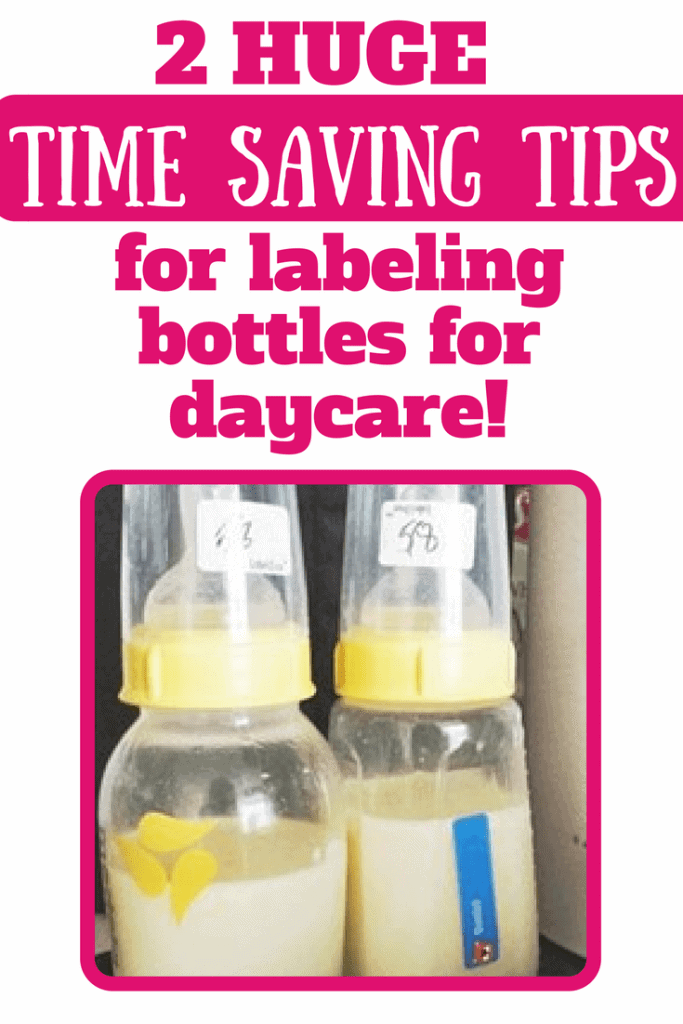 how many bottles for daycare