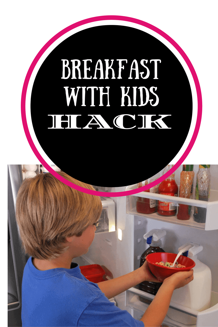 If you're looking for an amazing morning routine hack to help make your mornings with kids just a bit easier, then you're going to love this…