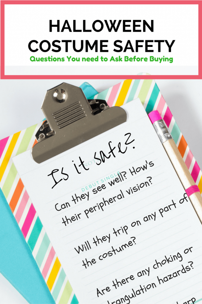 When it comes to picking out halloween costumes, there are some key questions you need to ask yourself before making the purchase ...