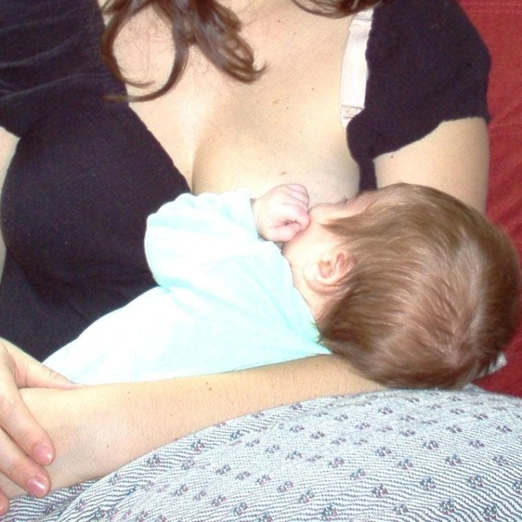 You need to read this is you think breastfeeding is too hard! You really can do this...