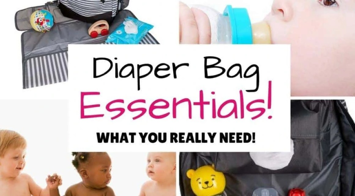 Diaper Bag Essentials Checklist – The complete guide!