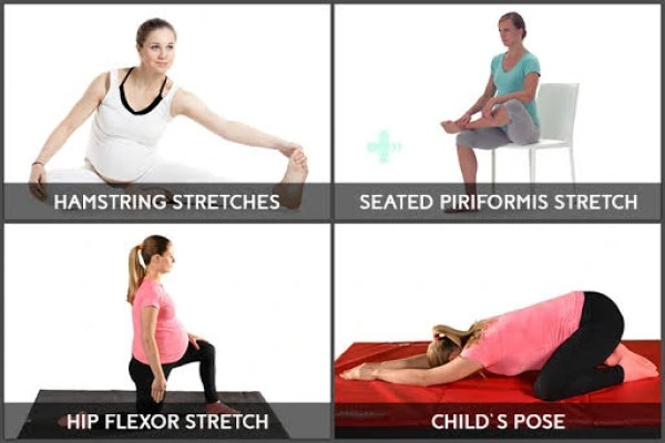 pregnancy-stretches