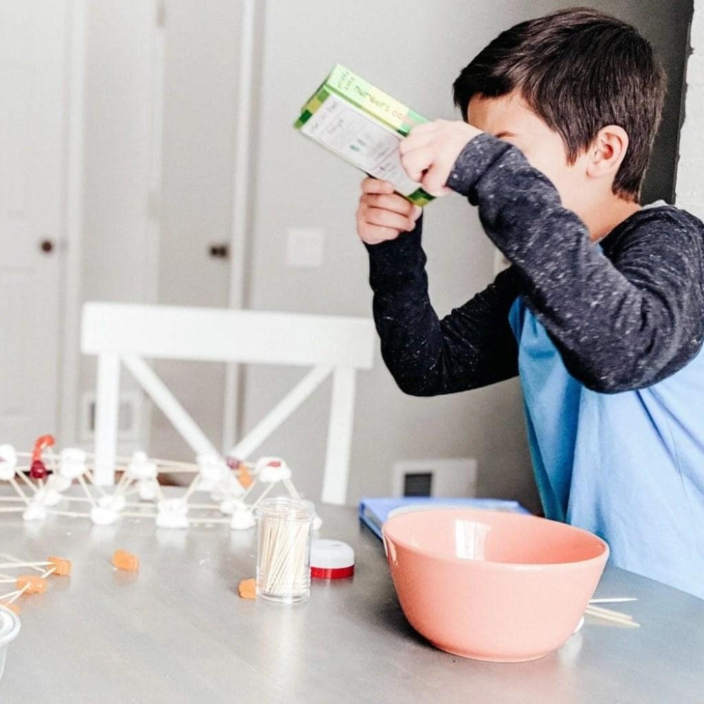 easy stem activities for preschoolers