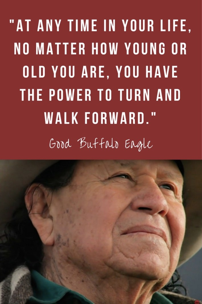 Good Buffalo Eagle, a Native American and co-Founder of Anasazi Foundation, shares wisdom from The Seven Paths of the Anasazi Way.