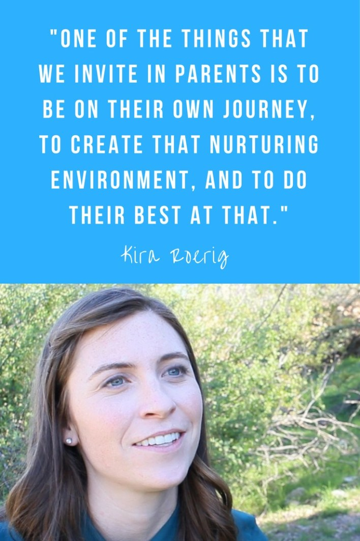"""Kira Roerig, a Family Therapist at Anasazi Foundation, talks about the """"paradox of parenting"""" and how parents can best help their children."""