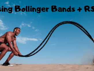 Bollinger Bands and RSI strategy
