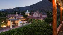 Hotel & Andalusian Court - Palm Springs Ca