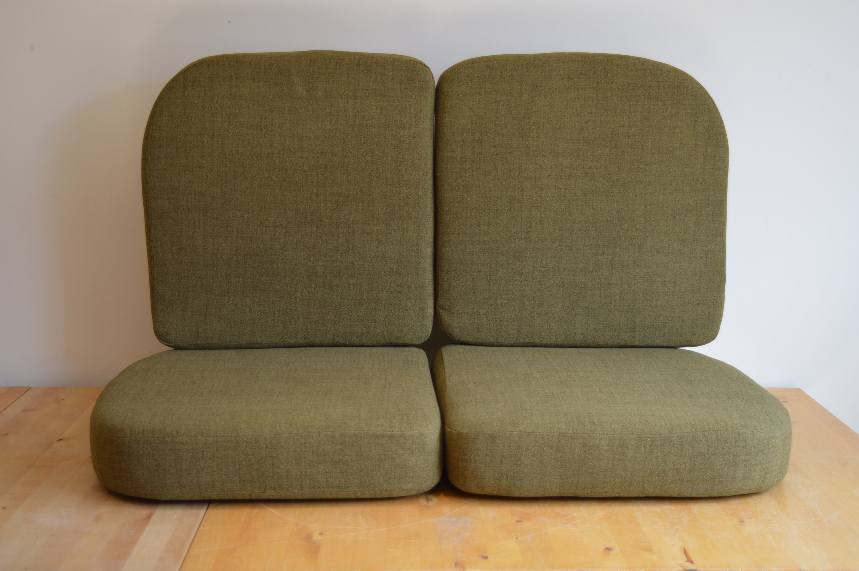 sofa pads uk red recliner sectional sofas ercol windsor 203 replacement cushions and covers