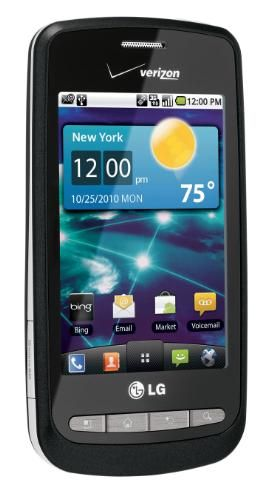 LG Vortex Price at Verizon