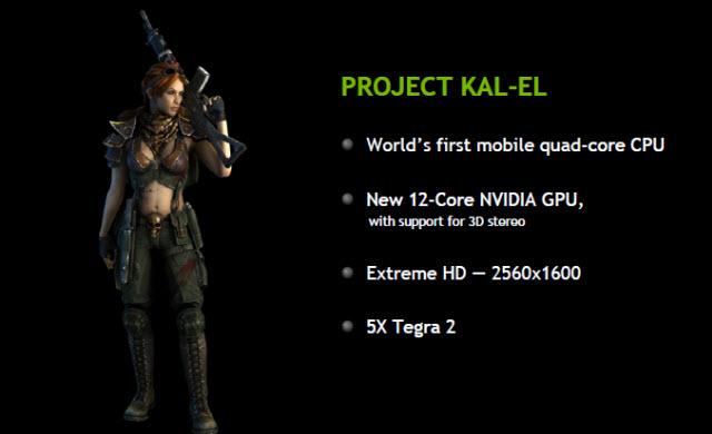Nvidia Kal-El