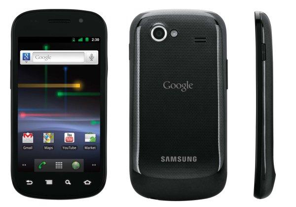 Google-Samsung-Nexus-S