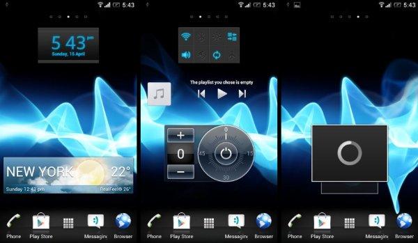 Xperianse Screenshot 1