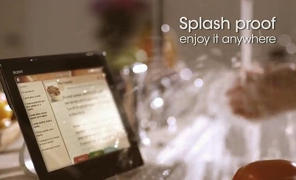 TabletS Splash Proof