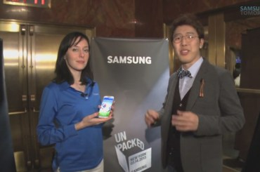 Samsung Galaxy S4 Software and Features