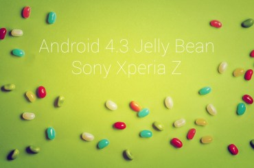 Android 4.3 Jelly Bean for Sony Xperia Z