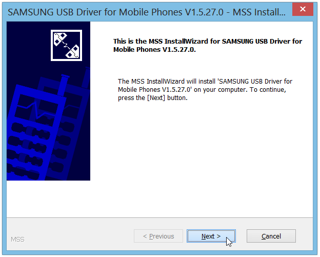 Galaxy Note 3 USB Drivers Installation