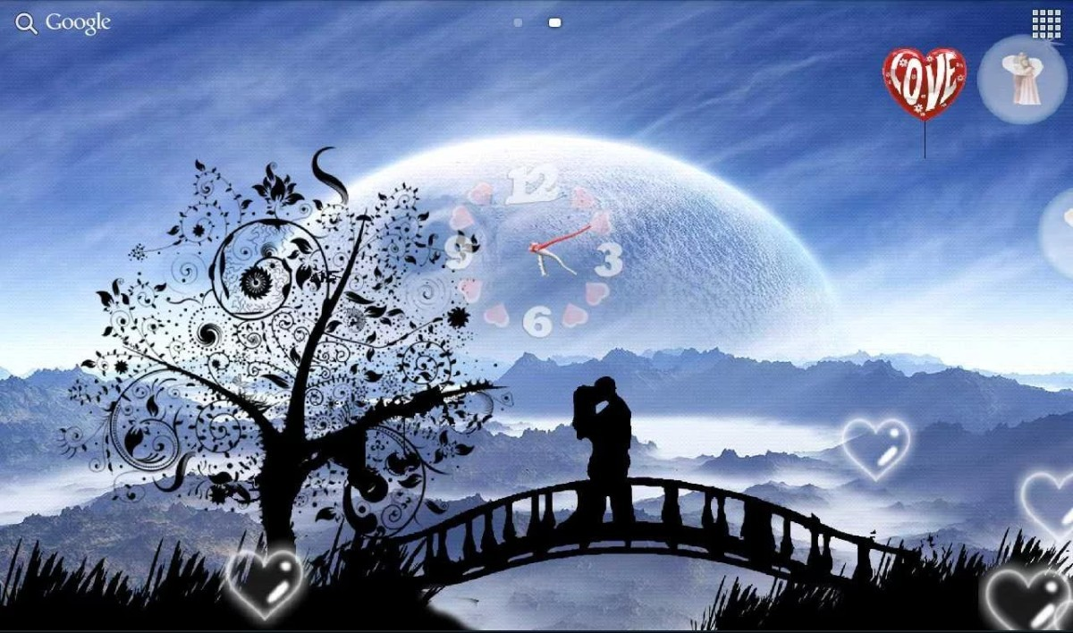 Falling Leaves Live Wallpaper Android Download 19 Free Lovely Valentine Day Live Wallpapers