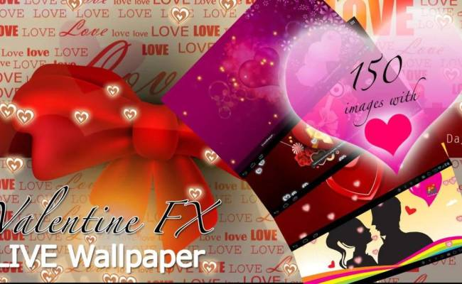 19 Free Lovely Valentine Day Live Wallpapers The Android