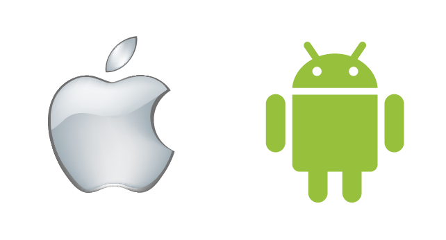 Android and Apple