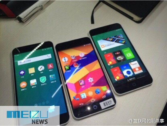 Meizu Mi Mini running Android