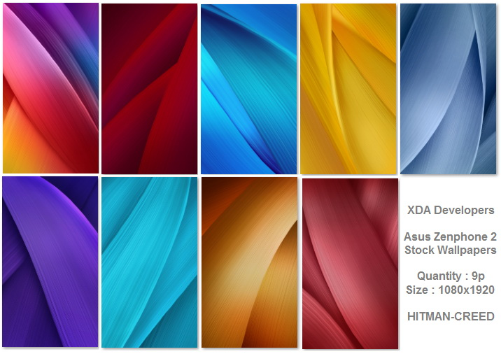 Asus Zenfone 2 wallpapers