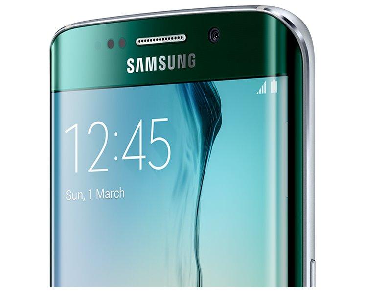 Galaxy S6 edge Features - Selfie