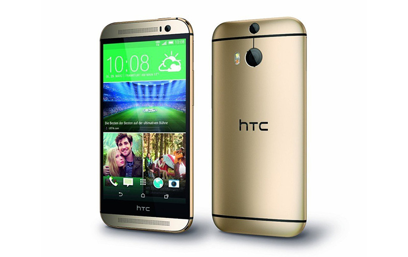 HTC One M8 Android 5.1 update