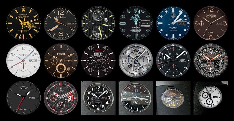 Best LG G3 Watchfaces