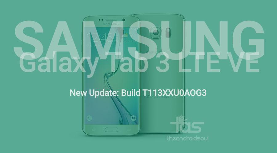 Tab 3 LTE VE OG3