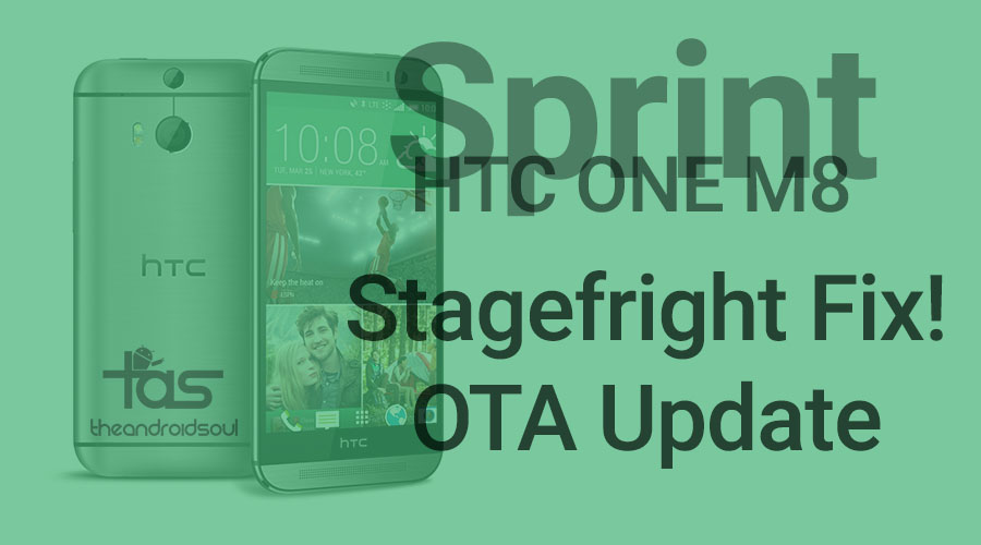 sprint htc one m8 update