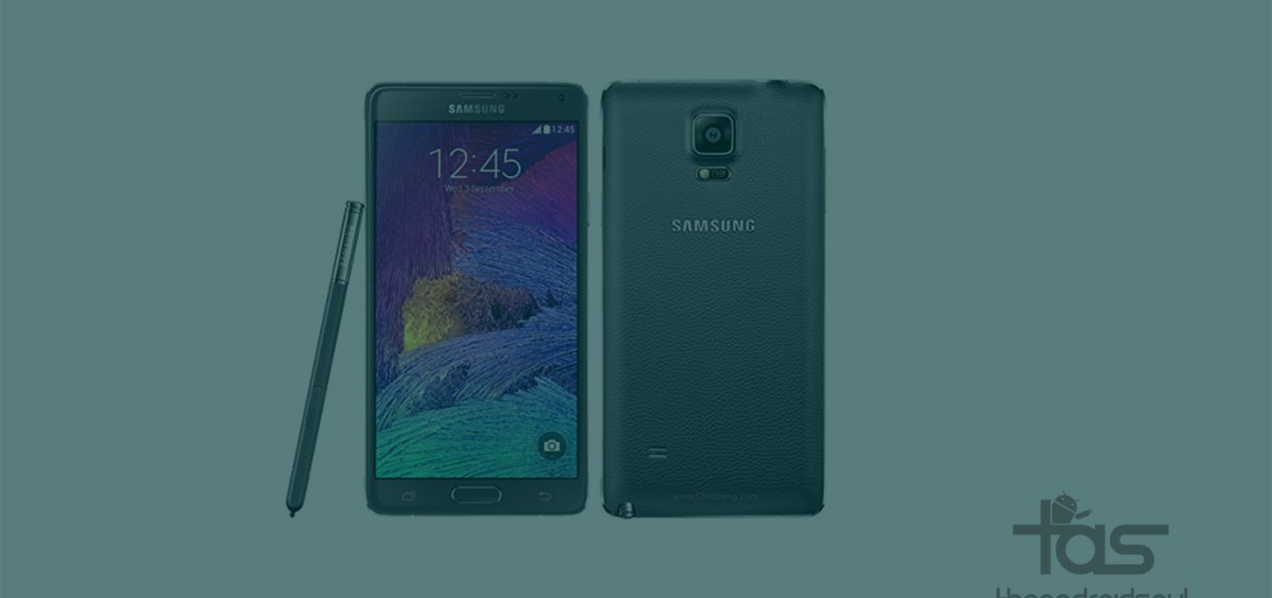 Canada Galaxy Note 4 Android 5.1.1 update