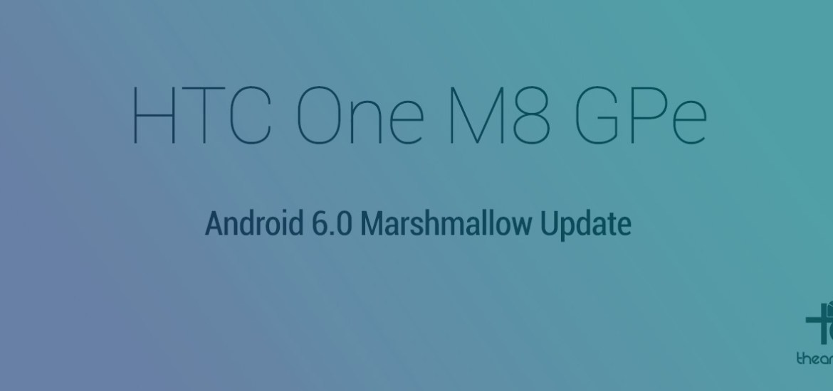 htc one m8 Marshmallow ota download