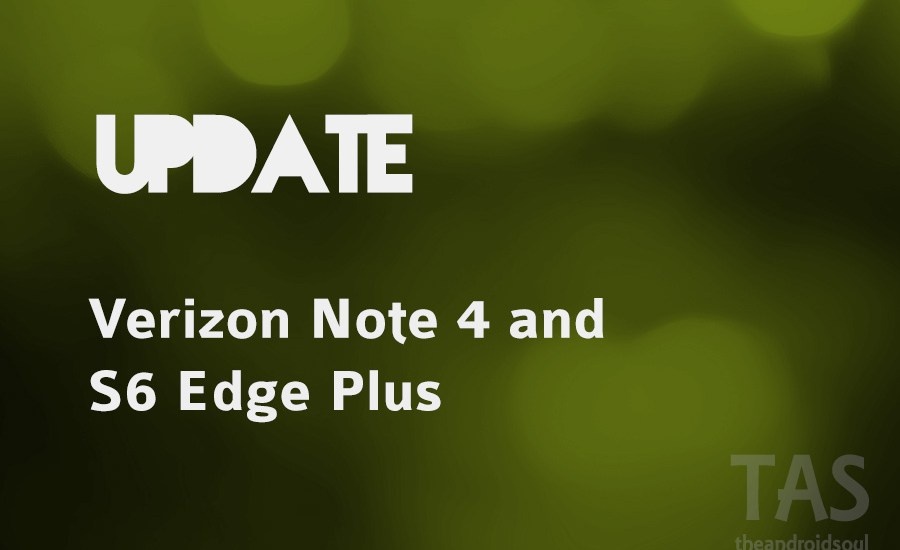 verizon note 4 security update