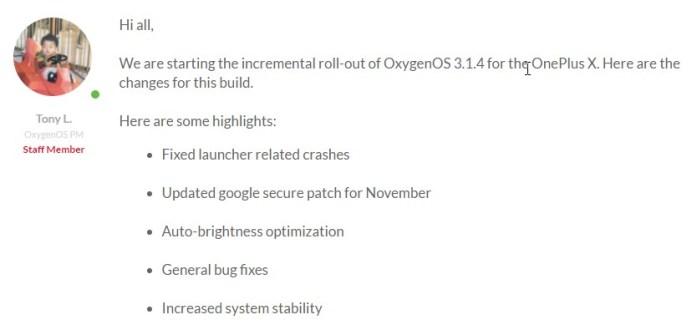 oneplus-x-3-1-4-update-ota-download
