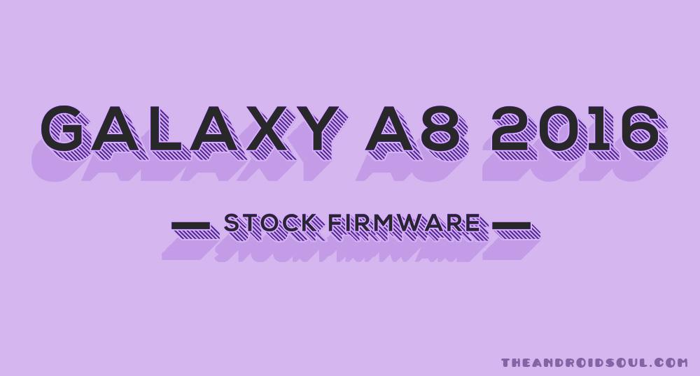 galaxy-a8-firmware