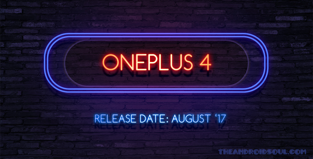 oneplus-4-release-date