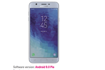 T-Mobile Galaxy J7 Star Android Pie development
