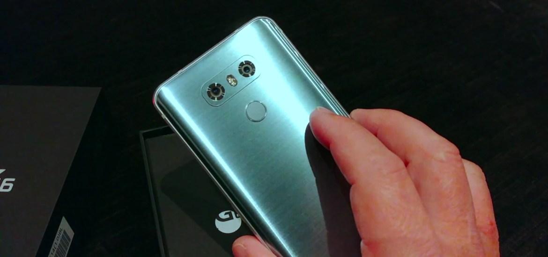 T-Mobile LG G6