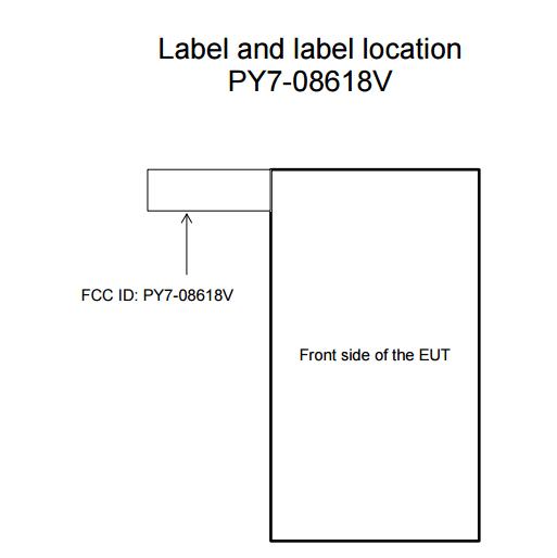 New Sony device clears FCC as model PY7-08618V