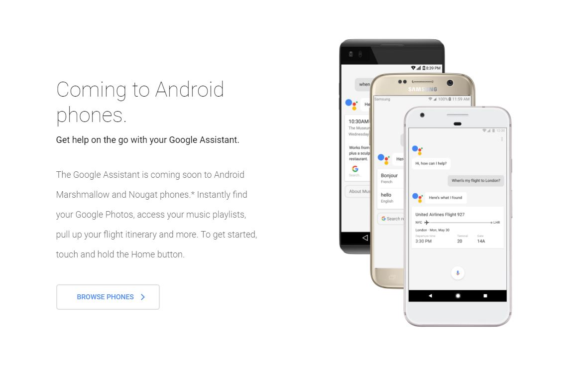 How to Install Google Assistant on LG G5, LG G4, LG G3, LG